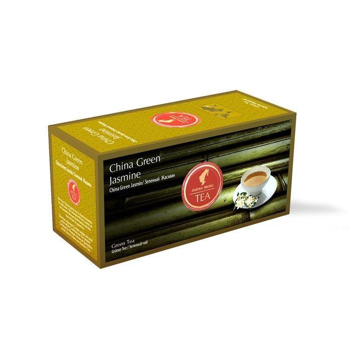 Πράσινο Τσάϊ με Γιασεμί Julius Meini 25 Φακελάκια