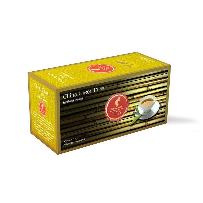 Αγνό Πράσινο Τσάϊ Julius Meini 25 Φακελάκια