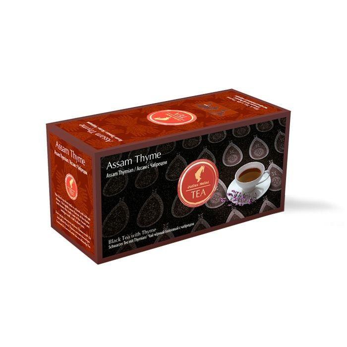 Τσάι Assam θυμάρι Julius Meini 25 Φακελάκια
