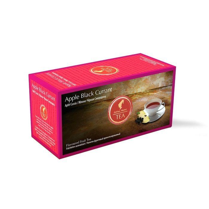 Τσάι Μήλο και Μαύρα Μούρα Julius Meini 25 Φακελάκια