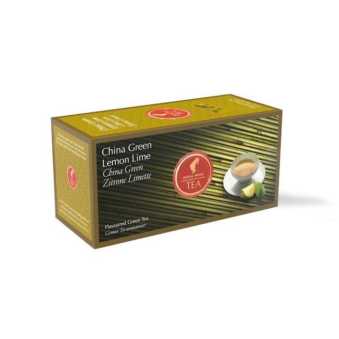 Πράσινο Τσάϊ με Γλυκολέμονο Julius Meini