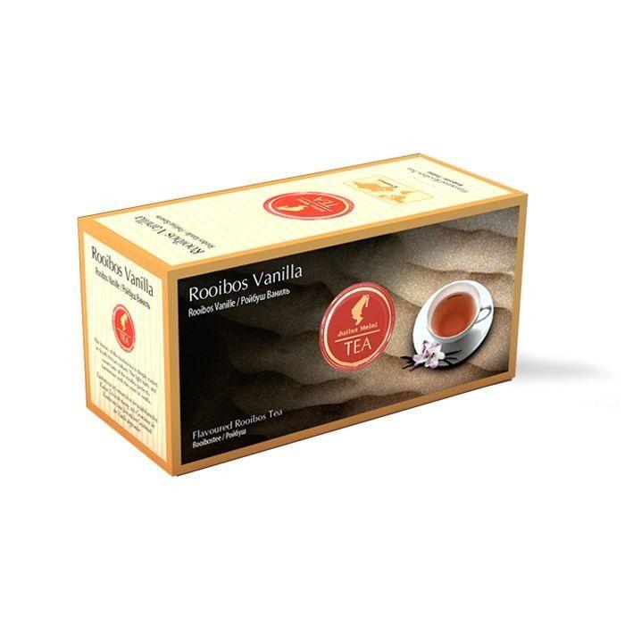Τσάι Rooibos Vanilla Julius Meini 25 Φακελάκια
