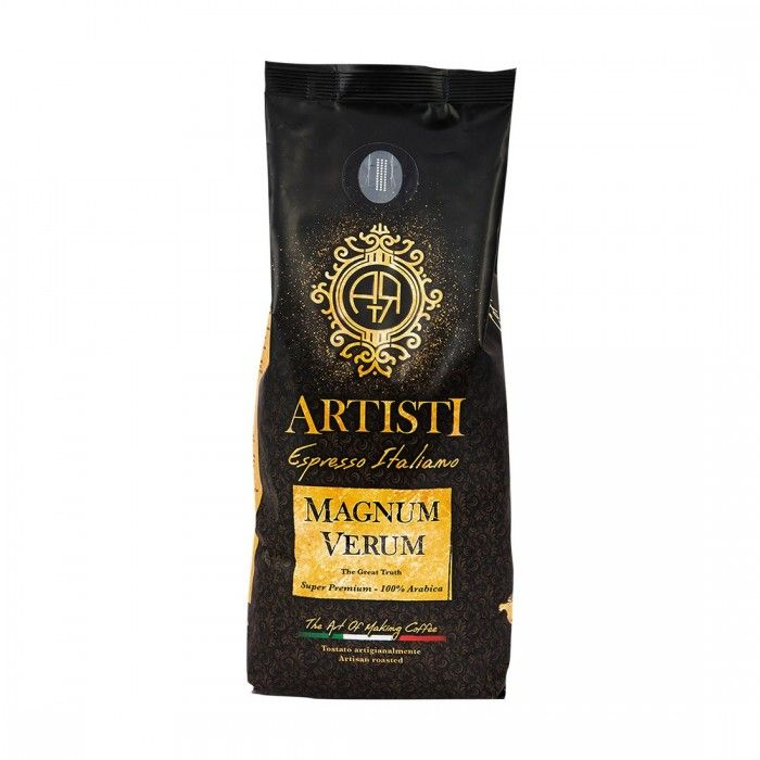 Εσπρέσσο Magnum Verum 100% Arabica σε κόκκους 1kg
